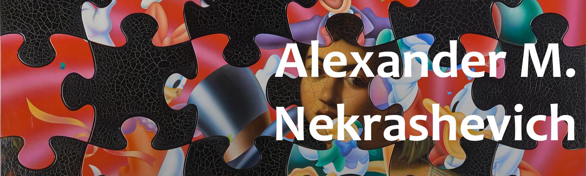 Alexander M. Nekrashevich