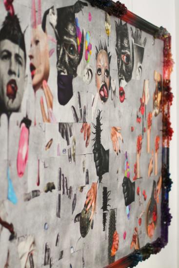 celebration 244х122 canvas, paper, nitro